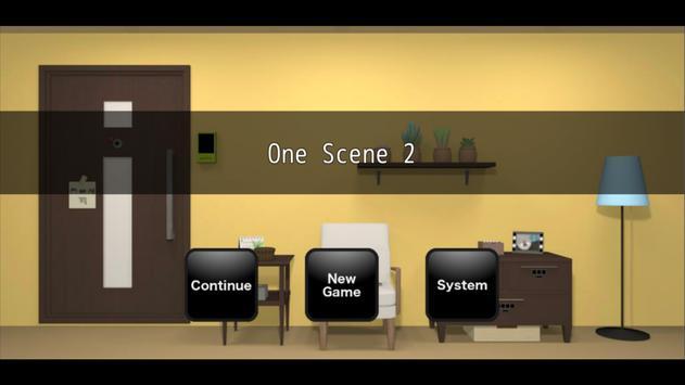 EscapeGame OneScene2 ver.2 poster