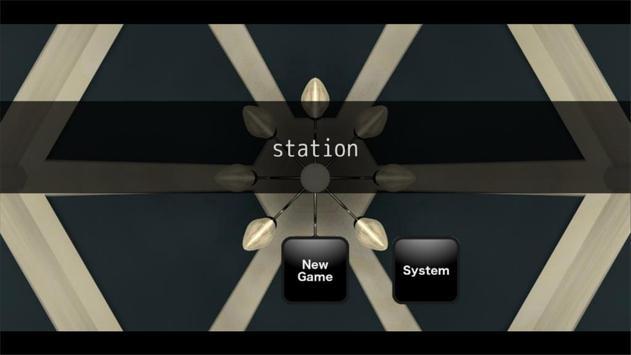 EscapeGame  station poster