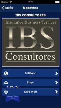 IBS Consultores screenshot 2