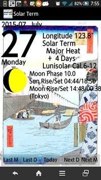Solar Term in Edo apk screenshot