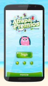 Atrapa Premios CR poster
