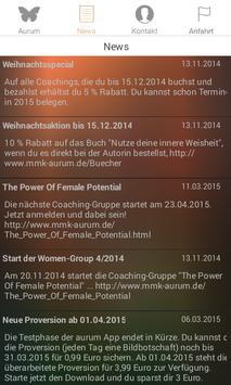 Aurum apk screenshot