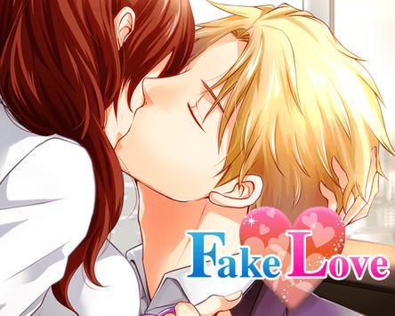 Vampire / Sapeur-pompier / Fake Love Jeux Otome screenshot 1