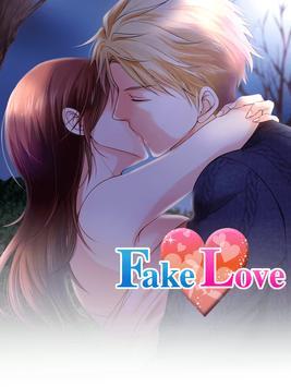 Vampire / Sapeur-pompier / Fake Love Jeux Otome screenshot 2