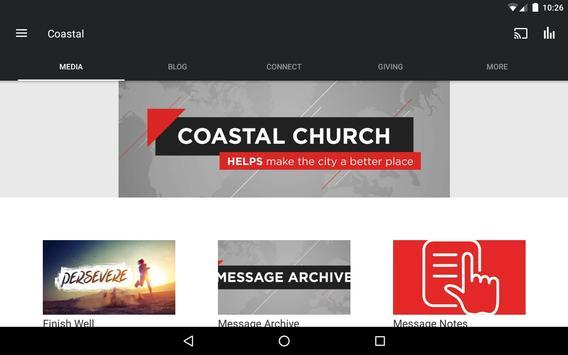 Coastal apk screenshot