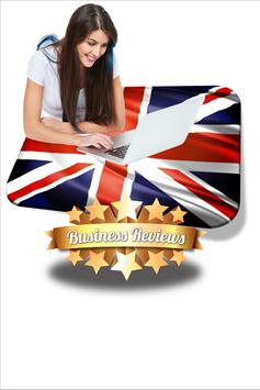 London Business Reviews poster