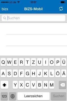 BIZS-App screenshot 2