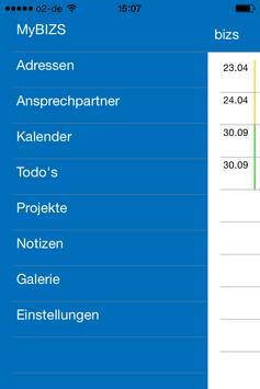 BIZS-App screenshot 3