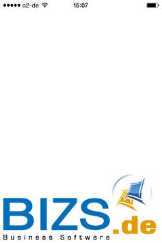 BIZS-App poster