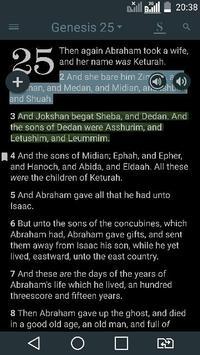Bible Concordance & Strongs apk screenshot