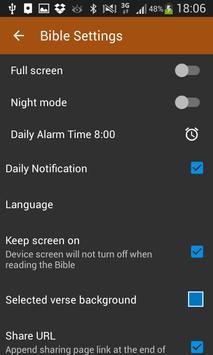 Bible In Basic English Free - Offline BBE Bible apk screenshot