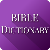Bible Dictionary & KJV Daily Bible icon