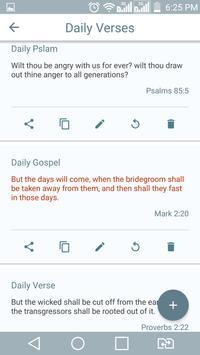 King James Bible Version - KJV Bible screenshot 4