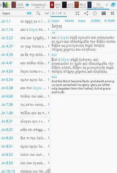 Bible Lexicon: Bible Study apk screenshot