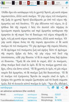 Bible Lexicon: Bible Study screenshot 1