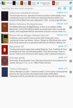 Bible Lexicon: Bible Study screenshot 6