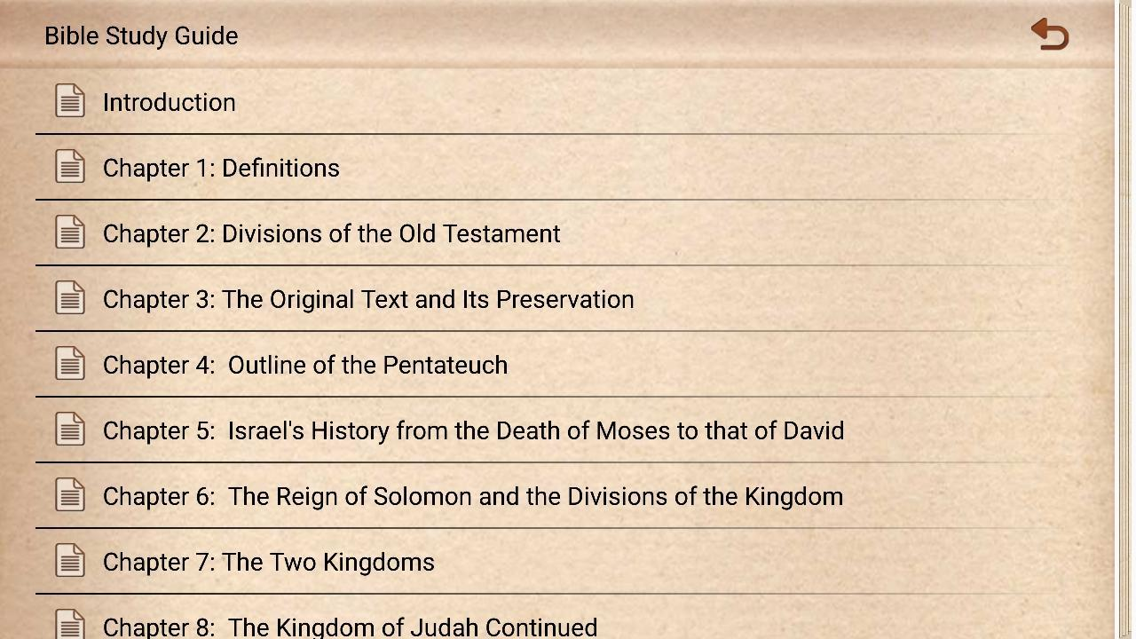 Bible Study Guide for Android - APK Download
