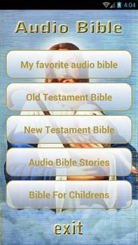 World English Bible poster