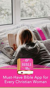 Bible for women poster