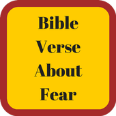 Bible Verse About Fear App icon