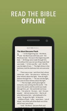 Bible App by Olive Tree poster