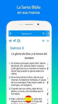 Biblia Audio Español apk screenshot