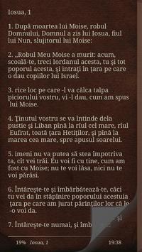 Biblia Cornilescu Română (Romanian Bible) screenshot 3
