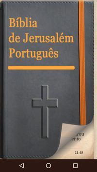 Bíblia de Jerusalém Português poster