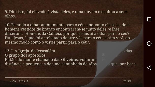 Bíblia de Jerusalém Português screenshot 5