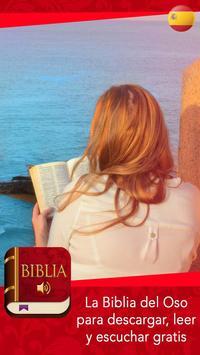 Biblia del Oso poster