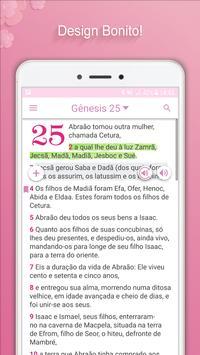 Bíblia Feminina Plakat