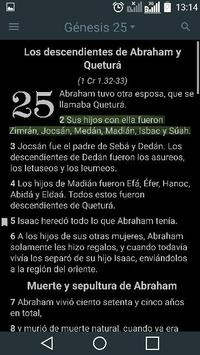 Biblia Dios Habla Hoy apk screenshot