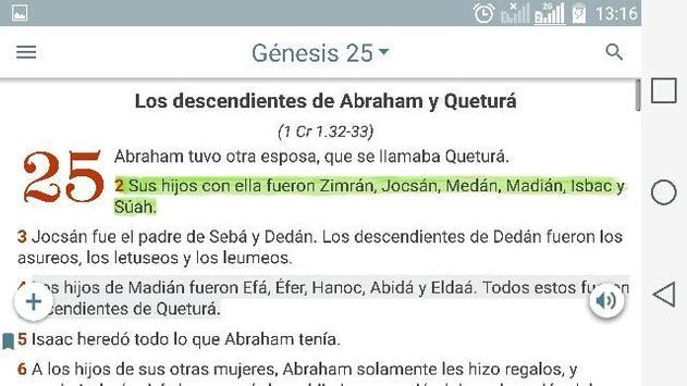 Biblia Dios Habla Hoy screenshot 7