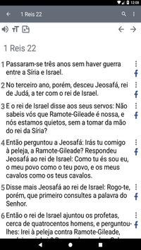 Bíblia que fala apk screenshot