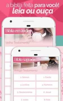 Bíblia Para Mulher - Feminina com Áudio MP3 Screenshot 13