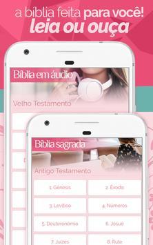 Bíblia Para Mulher - Feminina com Áudio MP3 Screenshot 2