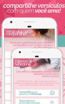 Bíblia Para Mulher - Feminina com Áudio MP3 Screenshot 3