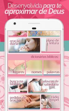 Bíblia Para Mulher - Feminina com Áudio MP3 Screenshot 9