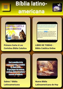 Latin American Bible screenshot 1