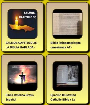 Latin American Bible screenshot 6