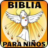 Bible for children on video. icon