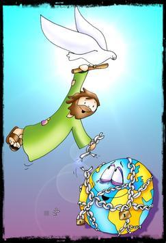 Bible for children on video. screenshot 5