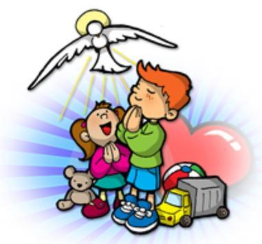 Bible for children on video. screenshot 1