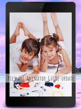 Animator Picsart 2017 Guide poster