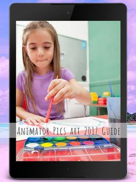Animator Picsart 2017 Guide apk screenshot