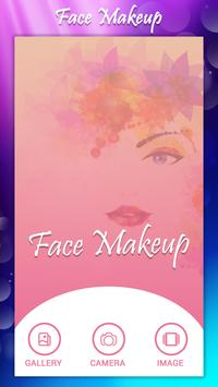 Face Makeup Photo Editor poster
