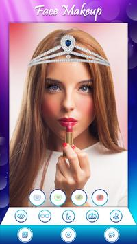 Face Makeup Photo Editor apk screenshot
