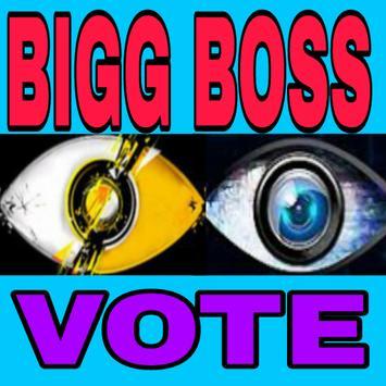 BiggBoss Voting-Public Opinion poster
