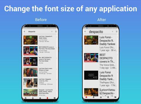 Big Font screenshot 5