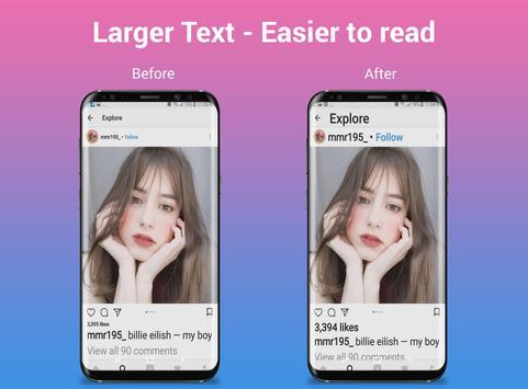Big Font screenshot 9